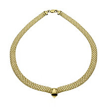 9ct Yellow Gold 17 Chain Collar Necklace - Product number 5588685
