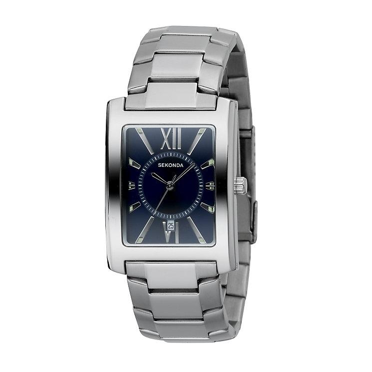 Sekonda Men's Stainless Steel Bracelet Watch - Product number 5598931