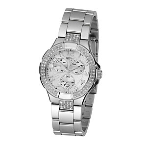 Guess Stainless Steel Bracelet Watch - Product number 5603064