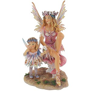 Faerie Poppets Faeries - Precious Faerie Child