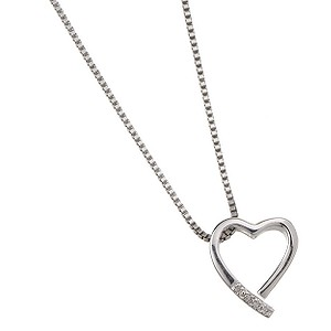 Hot Diamonds Open Heart Pendant - Product number 5622107