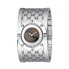 Gucci Twirl ladies' stainless steel watch - Product number 5626137
