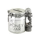 Royal Selangor pewter money box jar - Product number 5650771
