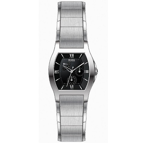BOSS men's stainless steel chronograph watch