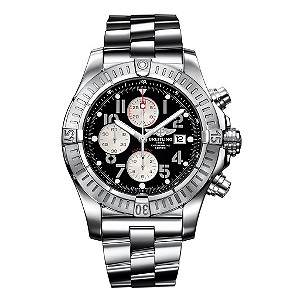 Breitling Super Avenger men's stainless steel bracelet watch - Product number 5678099