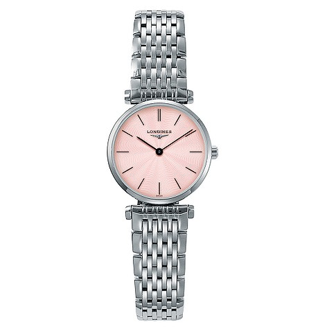Longines La Grande Classique ladies' stainless steel watch