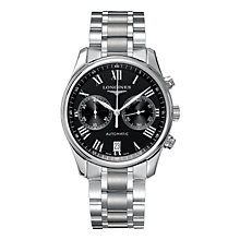 Longines Master Collection men's automatic chronograph watch - Product number 5688752