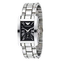 Emporio Armani men's stainless steel bracelet watch - Product number 5692601
