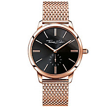 Thomas Sabo Glam Ladies' Rose Gold Plated Bracelet Watch - Product number 5695074