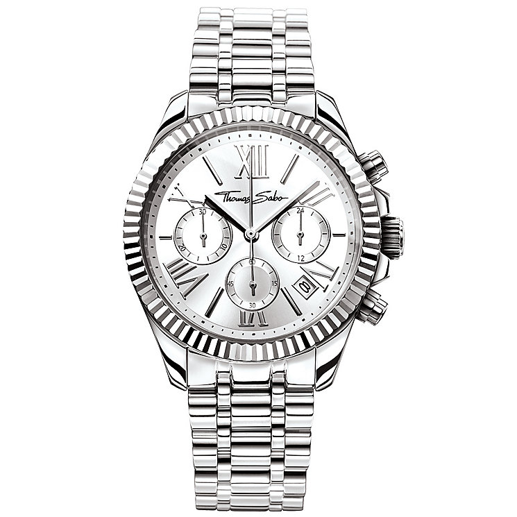 Thomas Sabo Divine Ladies' Stainless Steel Bracelet Watch - Product number 5695090