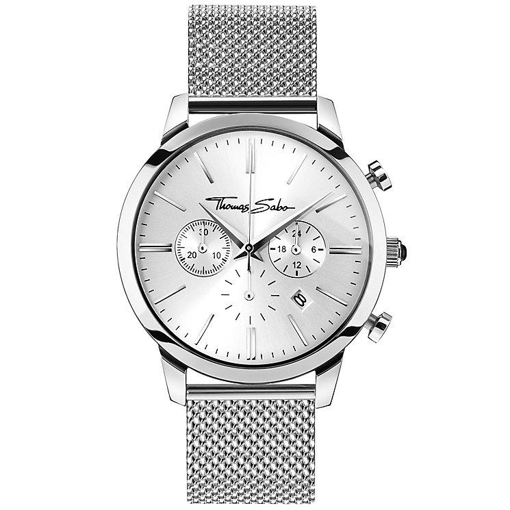 Thomas Sabo Rebel Spirit Men's Bracelet Watch - Product number 5695201