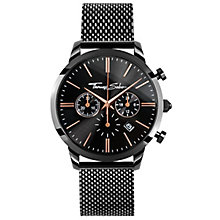 Thomas Sabo Rebel Spirit Men's Ion Plated Bracelet Watch - Product number 5695244