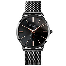 Thomas Sabo Rebel Spirit Men's Ion Plated Bracelet Watch - Product number 5695295