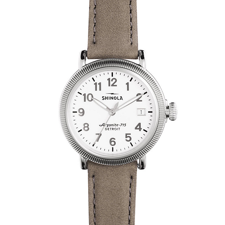 Shinola Runwell Ladies' Stainless Steel Strap Watch - Product number 5696488