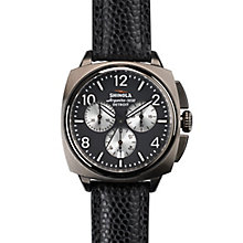 Shinola Brakeman Men's Stainless Steel Strap Watch - Product number 5696887
