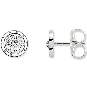 Thomas Sabo Sterling Silver Flower Studs - Product number 5697948