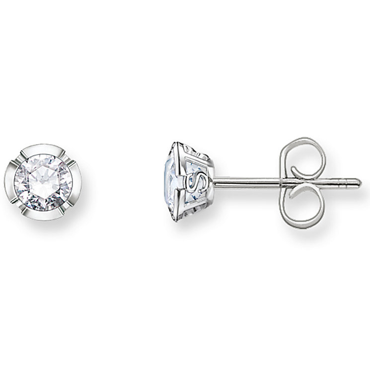 Thomas Sabo Sterling Silver Stud Earrings - Product number 5697999