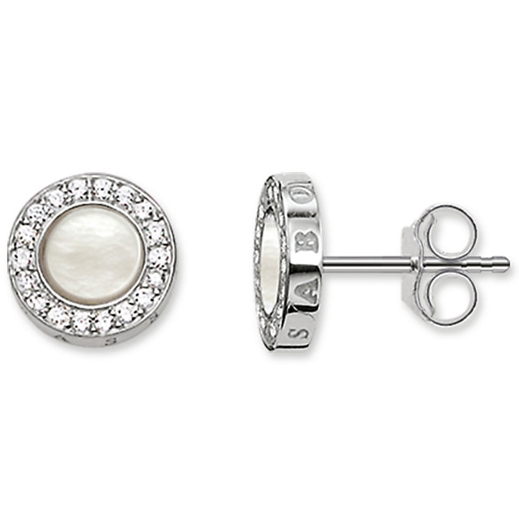 Thomas Sabo Sterling Silver Studs - Product number 5698065