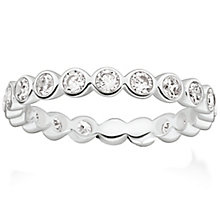 Thomas Sabo Sterling Silver Ring Size M - Product number 5698499