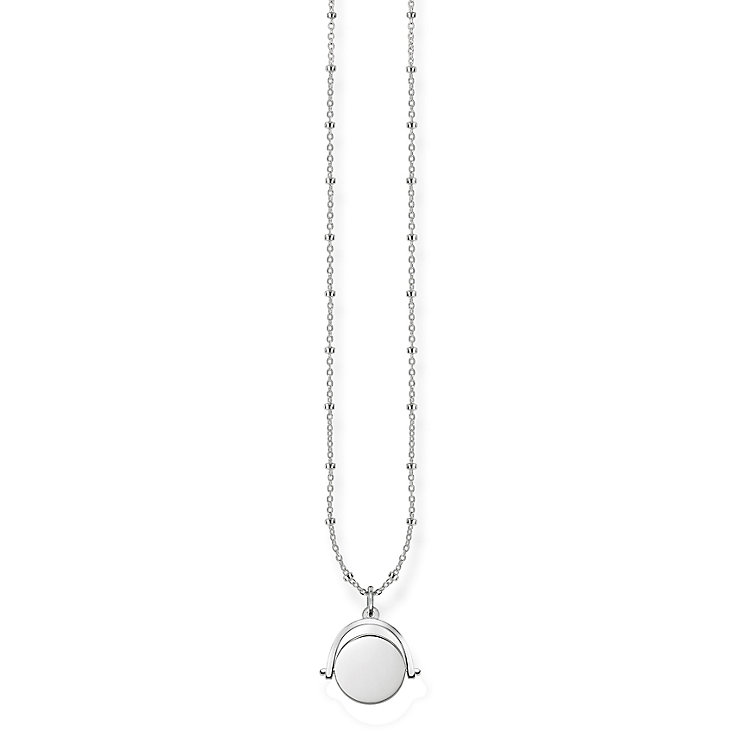 Thomas Sabo Sterling Silver Love Engravable Necklace - Product number 5698995
