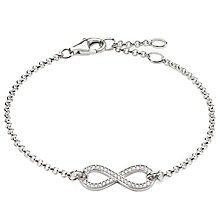 Thomas Sabo Sterling Silver Stone Set Bracelet - Product number 5699061