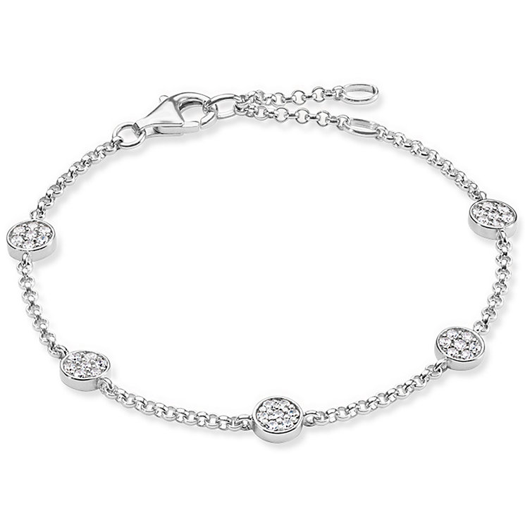 Thomas Sabo Sterling Silver Bracelet - Product number 5699134