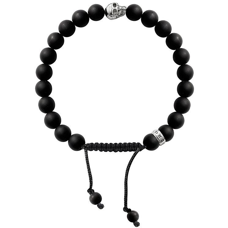 Thomas Sabo Men's Skull Bead Bracelet - Product number 5699371