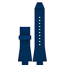 Michael Kors Access Dylan Men's Silicone Blue Strap - Product number 5704332