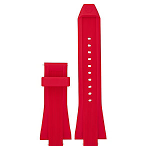 Michael Kors Access Dylan Men's Silicone Red Strap - Product number 5704677
