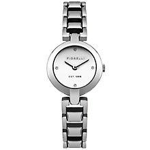 Fiorelli Ladies' Silver Bracelet Watch - Product number 5707242