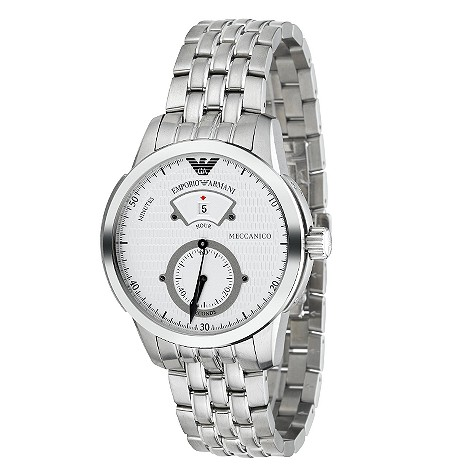 Emporio Armani Meccanico mens automatic watch