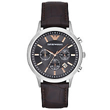 Emporio Armani Men's Stainless Steel Strap Watch - Product number 5709768