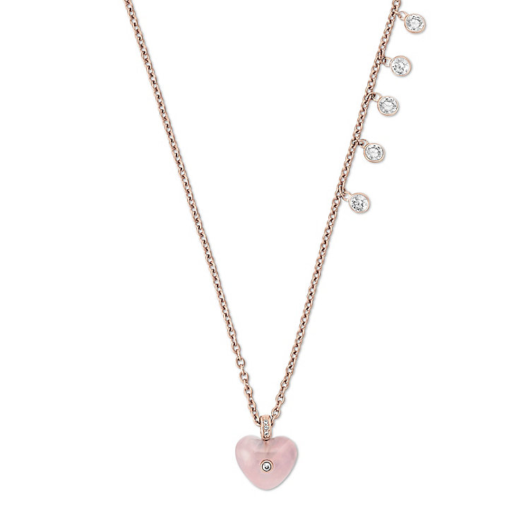 Michael Kors Rose Gold Tone Necklace - Product number 5710499