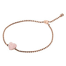 Michael Kors Rose Gold Tone Semi-Precious Quartz Bracelet - Product number 5710561