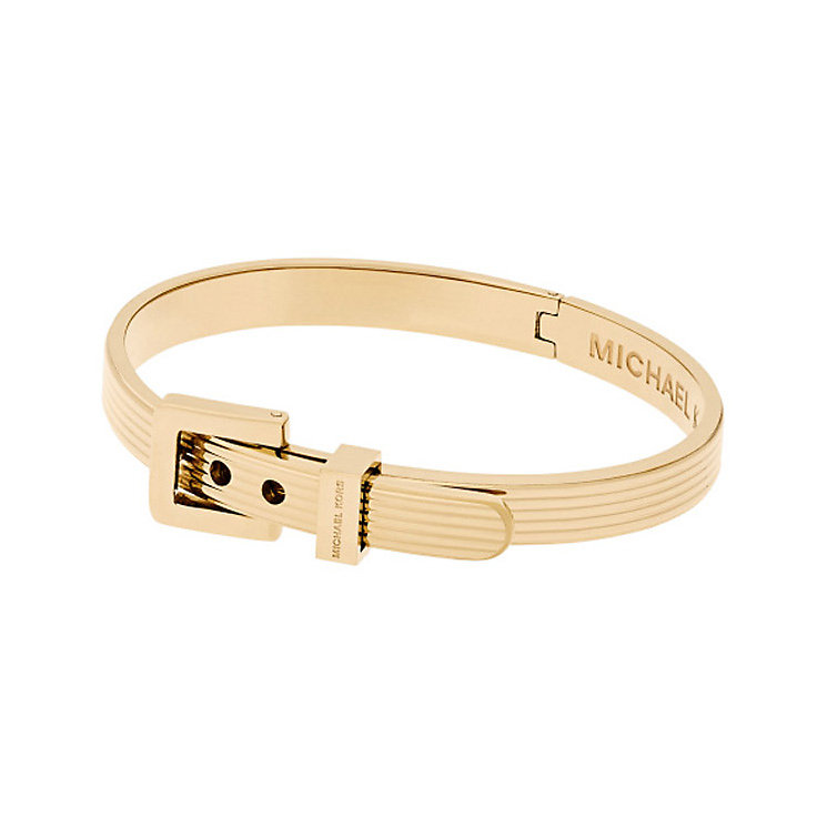 Michael Kors Heritage Gold Tone bangle - Product number 5710588