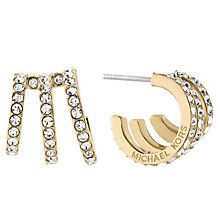 Michael Kors Gold Tone Earrings - Product number 5710715