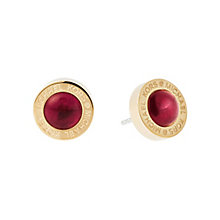 Michael Kors Gold Tone Stone Set Stud Earrings - Product number 5710766