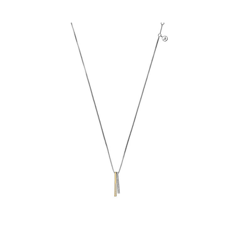 Emporio Armani Two Colour Stone Set Necklace - Product number 5711371