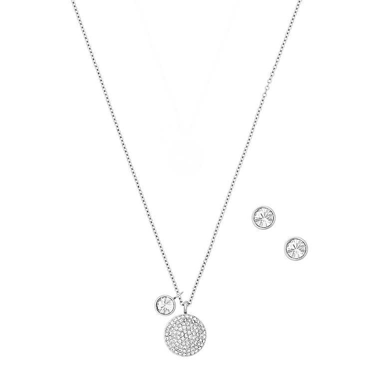 Michael Kors Stainless Steel Necklace Gift Set - Product number 5712327