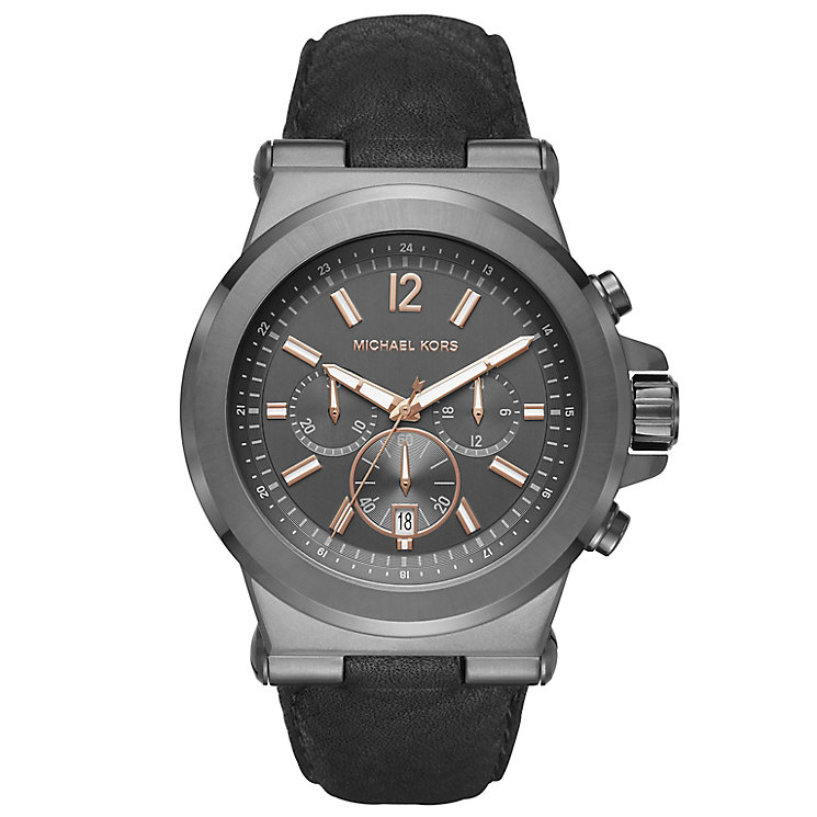 Michael Kors Men's Stainless Steel Strap Watch - Product number 5712394