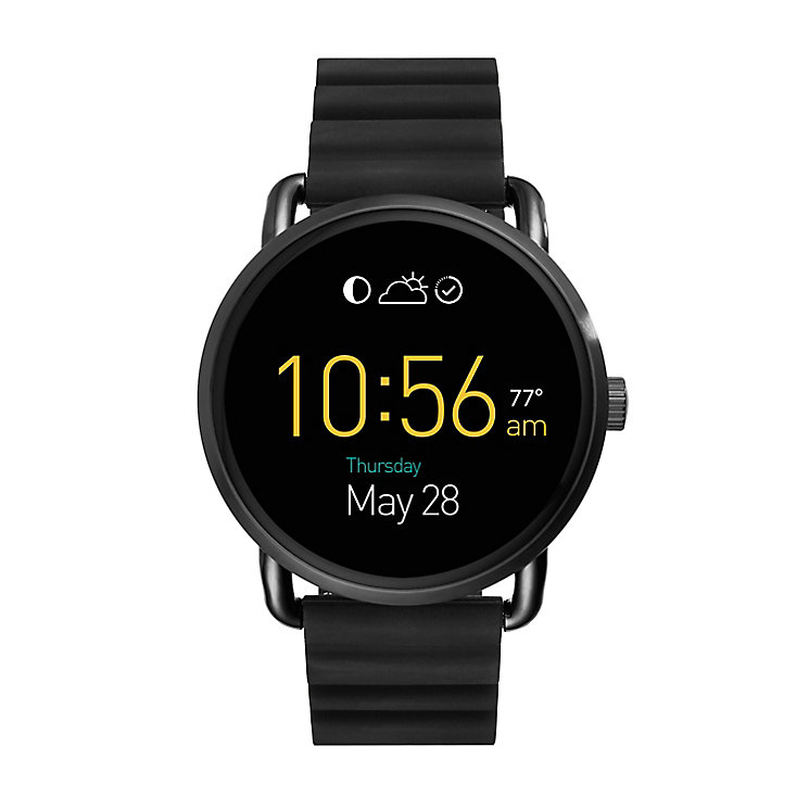 Fossil Q Wander Ladies' Ion Plated Smartwatch - Product number 5712513