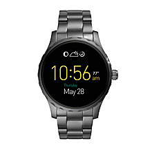 Fossil Q Marshal Men's Stainless Steel Smartwatch - Product number 5712610