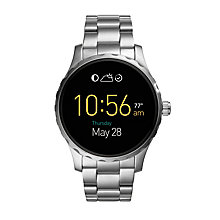 Fossil Q Marshal Men's Stainless Steel Smartwatch - Product number 5712629