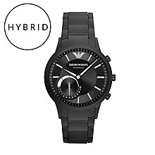 Emporio Armani Connected Men's Ion Plated Hybrid Smartwatch - Product number 5712645