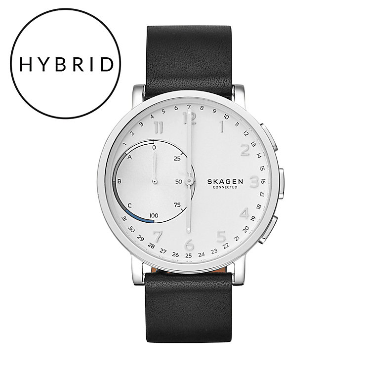 Skagen Connected Men's Stainless Steel Strap Watch - Product number 5712726