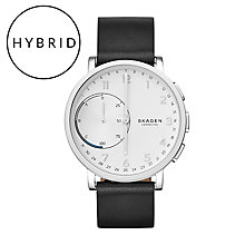 Skagen Connected Men's Stainless Steel Hybrid Smartwatch - Product number 5712726