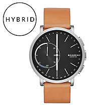 Skagen Connected Men's Titanium Strap Watch - Product number 5712742