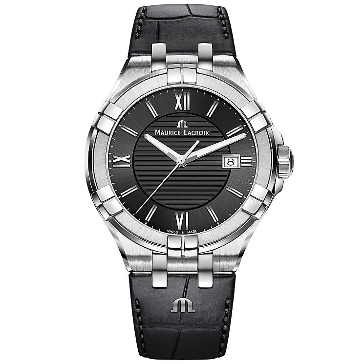 Maurice Lacroix Aikon Men's Stainless Steel Strap Watch - Product number 5715792