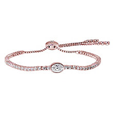Carat Rose Gold Plated Millenium Bracelet - Product number 5715849