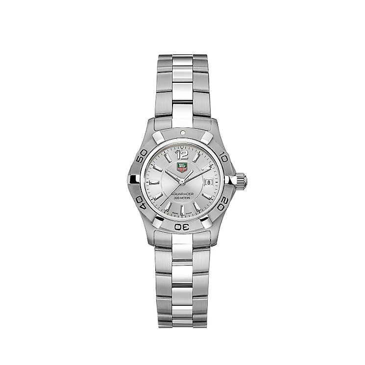 TAG Heuer Aquaracer ladies' stainless steel bracelet watch - Product number 5717434
